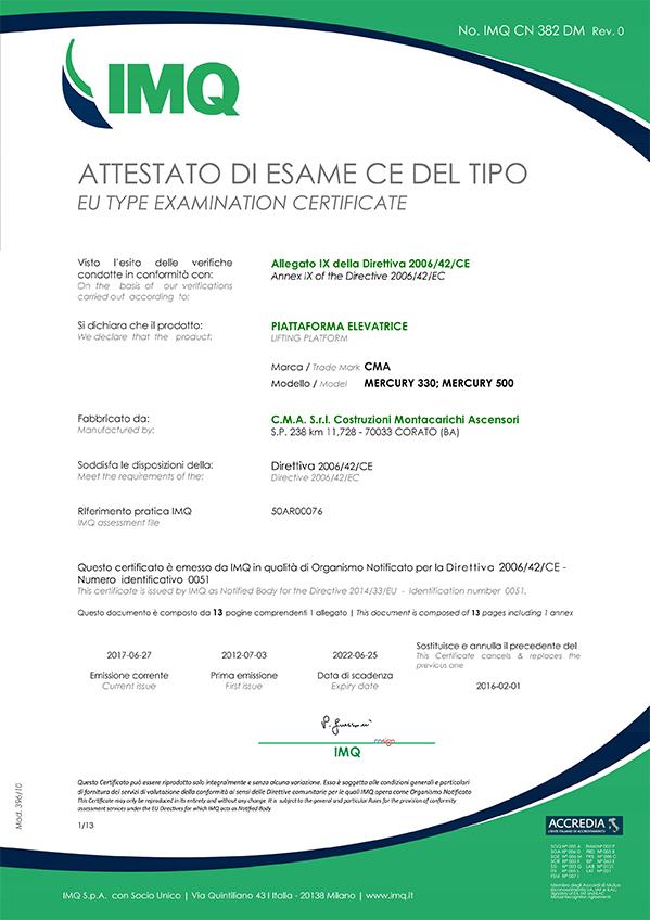 IMQ CN 382 DM rev 0 CMA.pdf