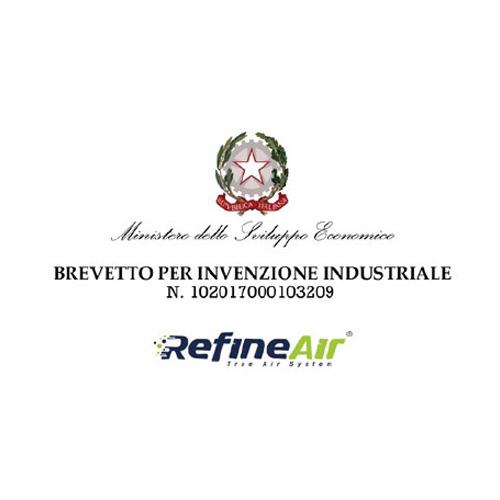 refinair_brevetto